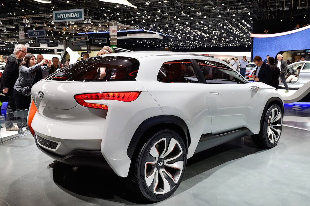 Hyundai Intrado concept car 03 (The Car Expert, 2014)