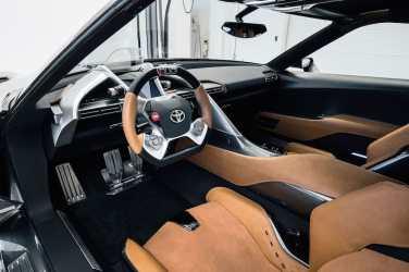 Toyota FT-1 concept car 04 (The Car Expert, 2014)