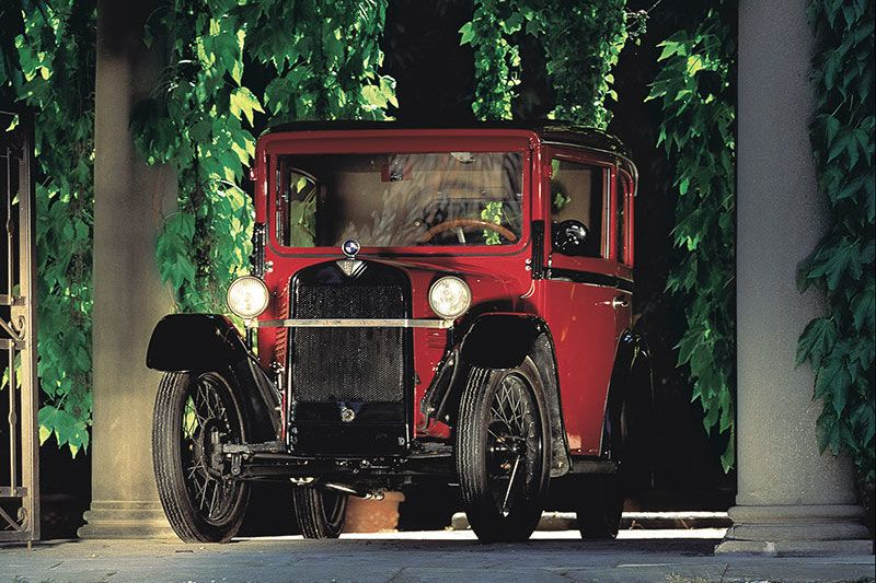 The BMW Dixi 3/15PS