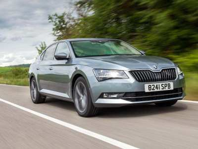 Skoda Superb review (The Car Expert)