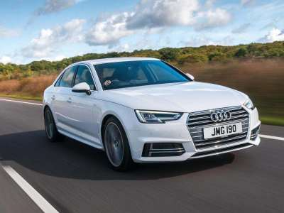 Audi A4 saloon review November 2015 (The Car Expert)
