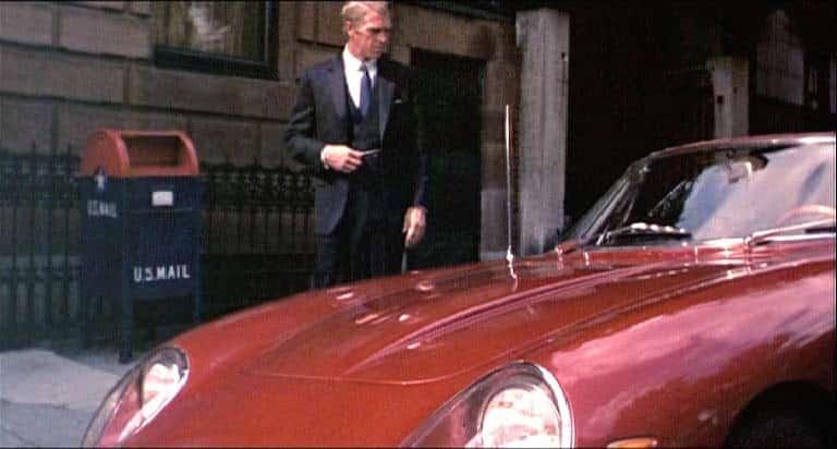Steve McQueen and his Ferrari 275 GTB/4