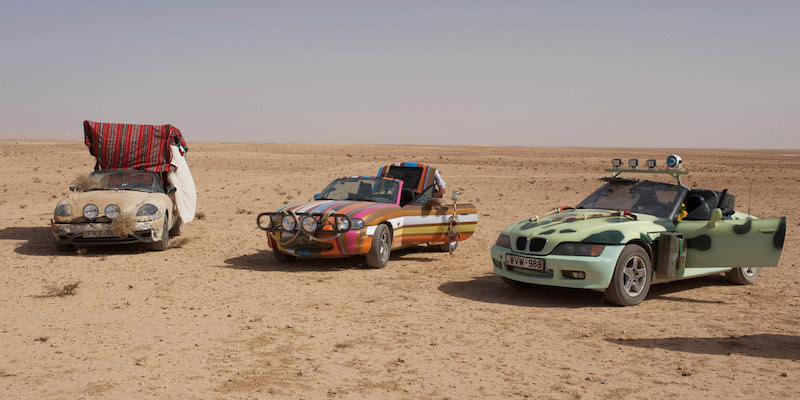 Hopefully the lads from Top Gear declared their modifications and overseas travel to their insurers