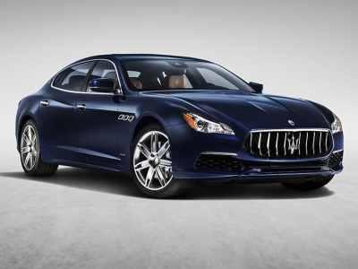 Maserati Quattroporte GranLusso