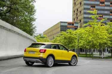 Audi Q2 arrives in UK showrooms in November 2016
