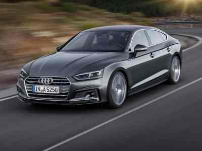 Audi A5 Sportback 02