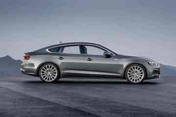 Audi A5 Sportback 05