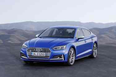 The new Audi A5 Sportback 03