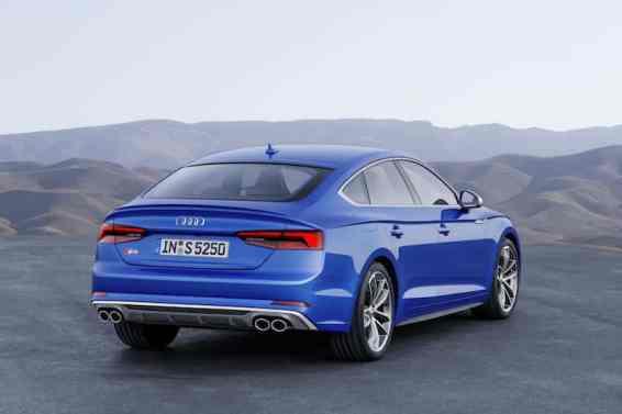 The new Audi A5 Sportback 04