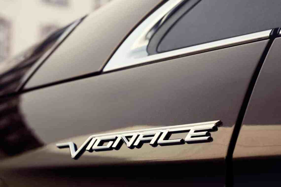 Ford Vignale badge