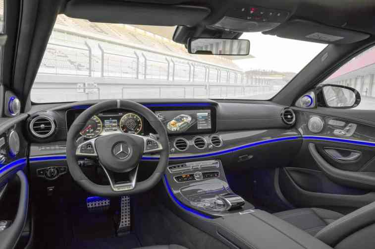 Mercedes-AMG E 63 S saloon 06