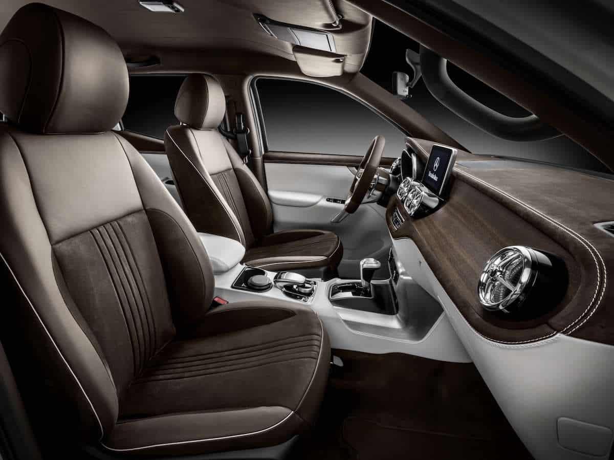 Mercedes-Benz X-Class 'Stylish Explorer' concept 02