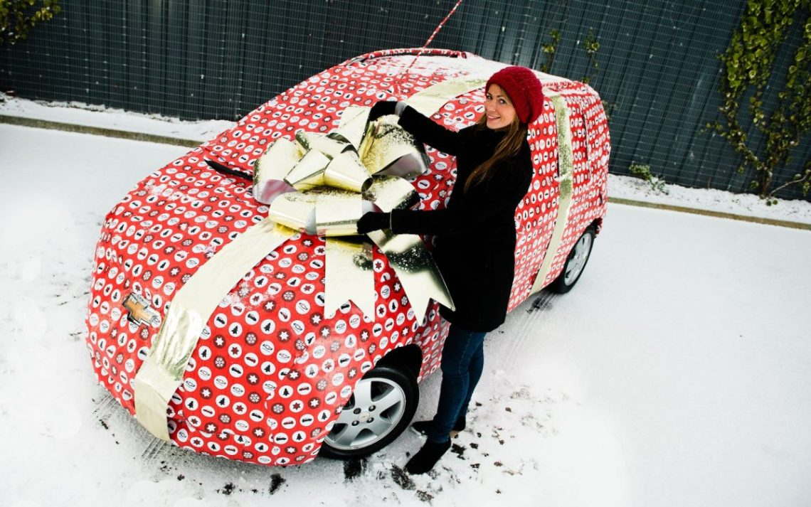 Christmas car sales are here - time to bag a bargain