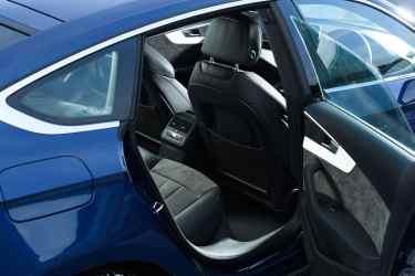 Audi A5 Sportback 07