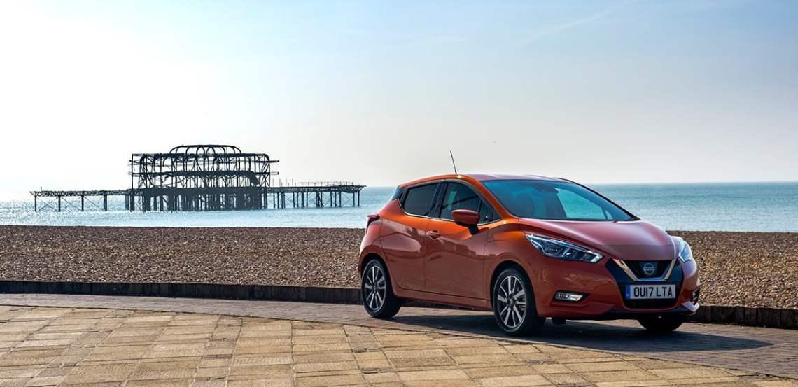 Nissan Micra Brighton