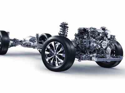 Subaru Symmetrical-AWD
