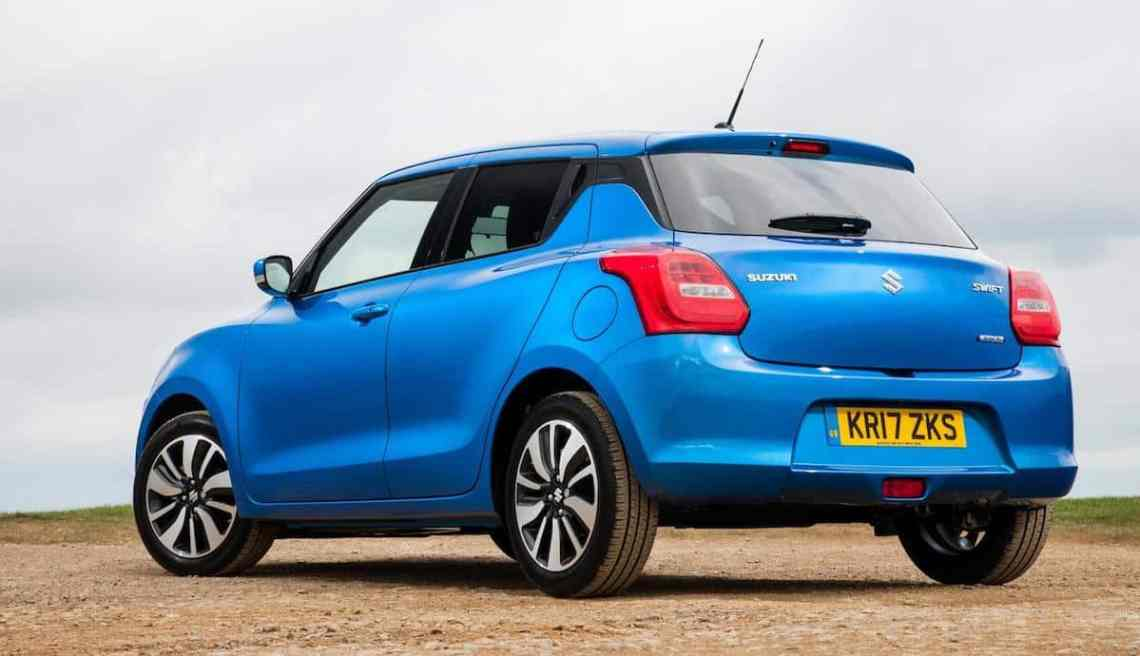 Suzuki announces a PCP finance offer to support the new Swift