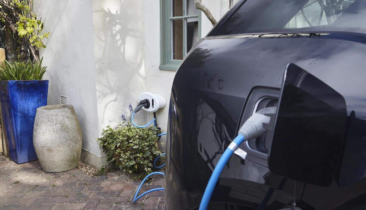 Millions of charging points will be needed to make all of the UK car's electric