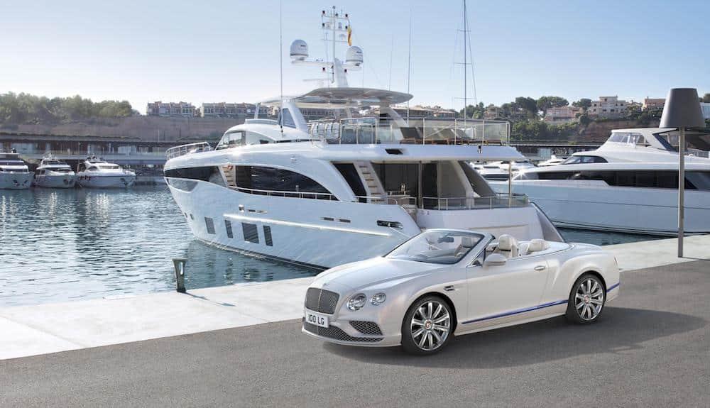 Bentley Continental Galene