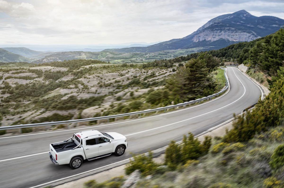 Mercedes-Benz X-Class Power | The Car Expert