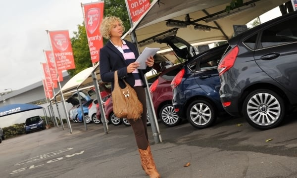 Customers have a range of scrappage schemes to choose from