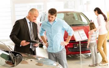 FCA probing car finance sales practices