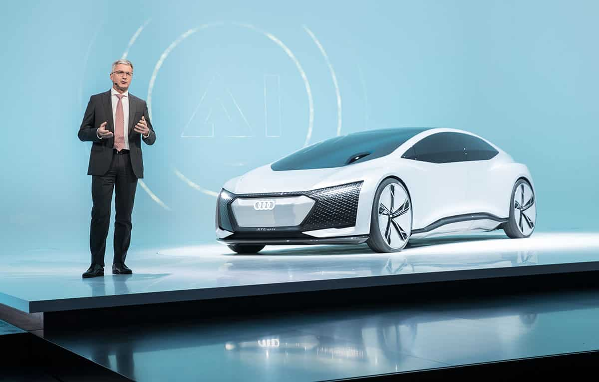 Audi Icon Frankfurt The Car Expert