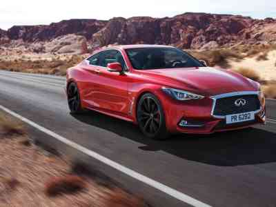 Infiniti Q60 | New car reviews | The Car Expert