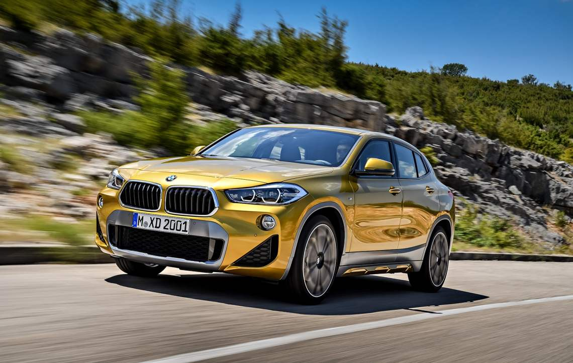 BMW X2 The Car Expert