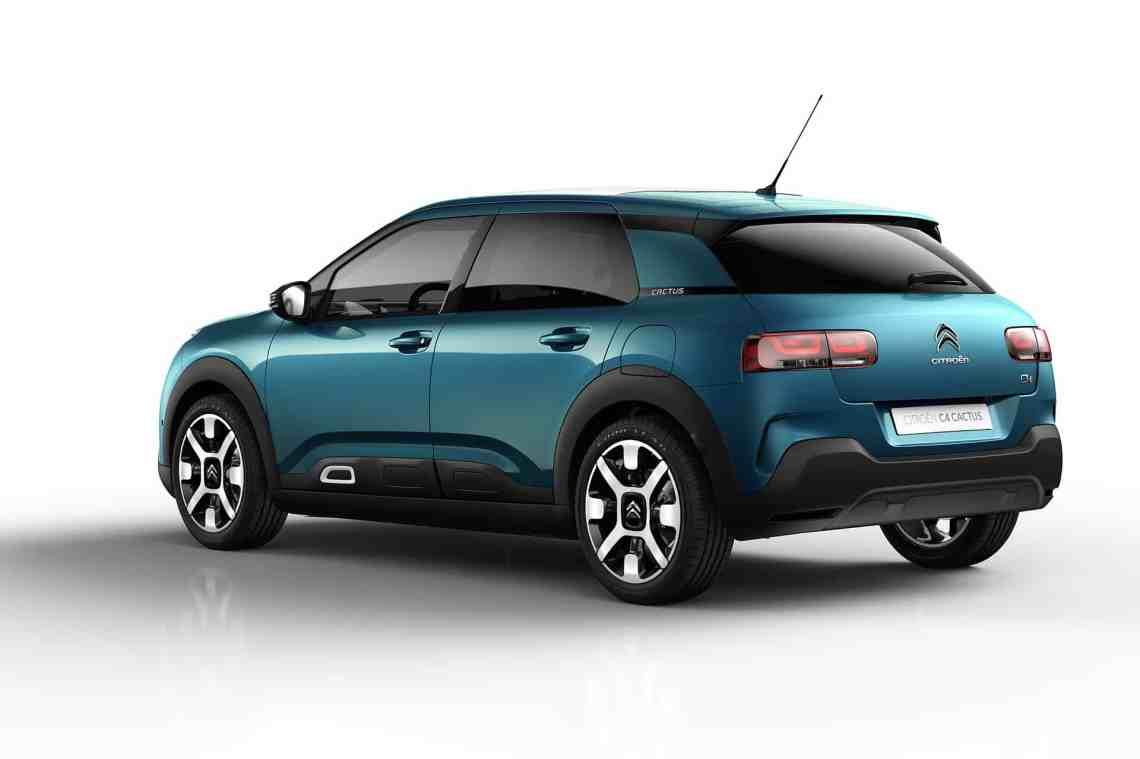 Citroën C4 Cactus the Car Expert