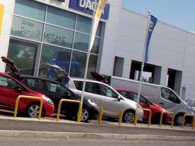 Renault-dealer