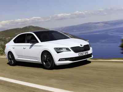 Skoda-Superb-saloon-PCP-offers-2017