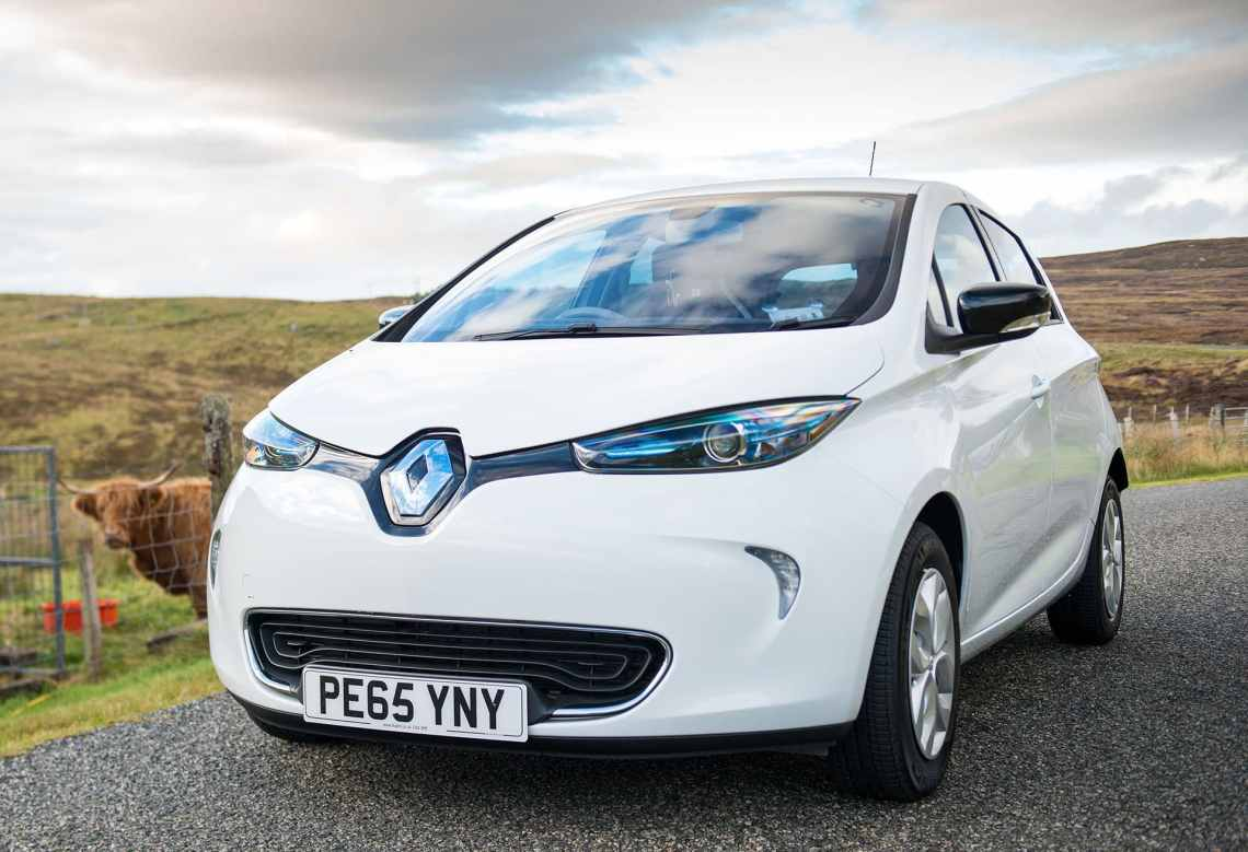 Renault ZOE The Car Expert