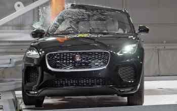 Jaguar E-Pace Crash Test The Car Expert