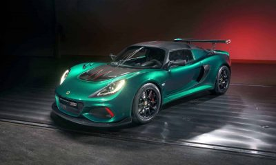Extreme sports for Lotus Exige Cup 430