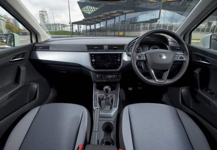 SEAT Arona interior (The Car Expert)