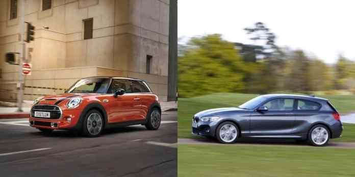BMW and Mini models available through Drover subscription service