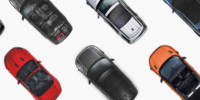 Jaguar Land Rover Carpe subscription service by InMotion