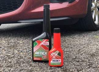 Redex fuel cleaning products