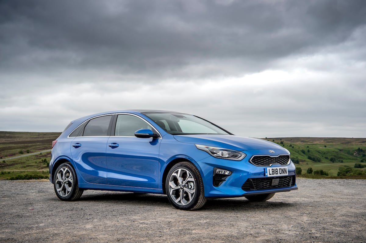 Kia Ceed road test 2018 | The Car Expert