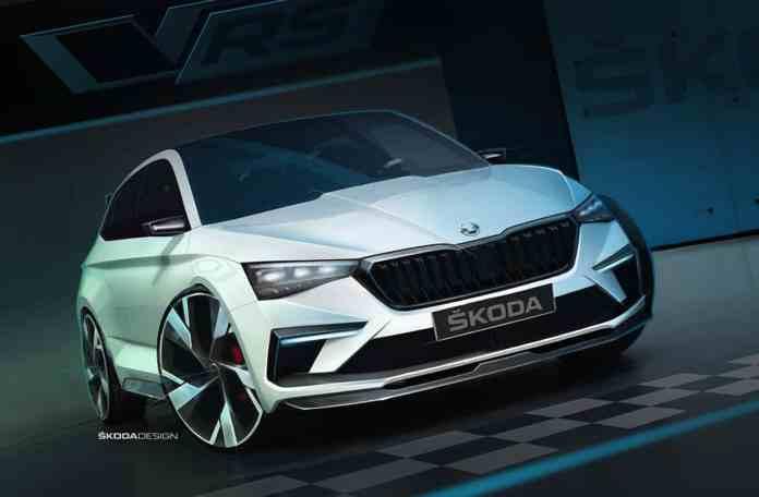 Skoda Vision vRS concept The Car Expert
