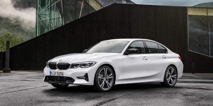BMW 3 Series saloon wallpaper 2018   The Car Expert