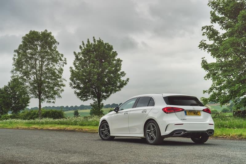 Mercedes-Benz A-Class 2018 - rear | The Car Expert