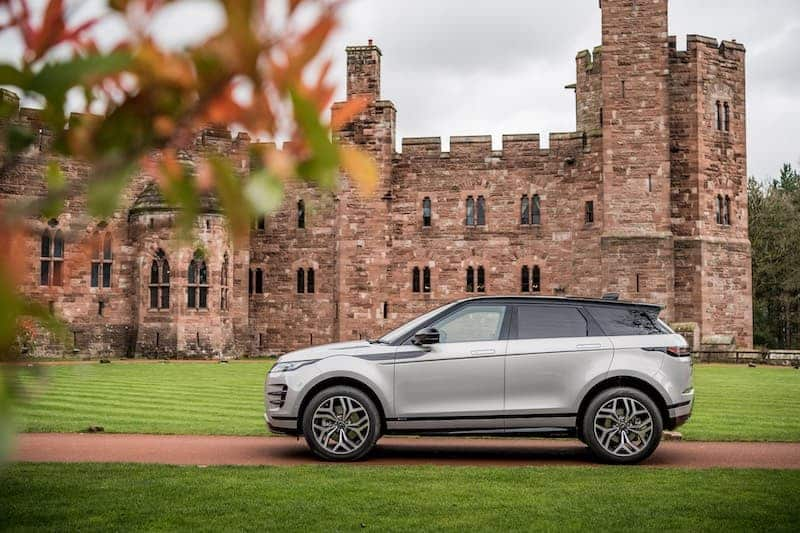 Range Rover Evoque (2019) review - side | The Car Expert