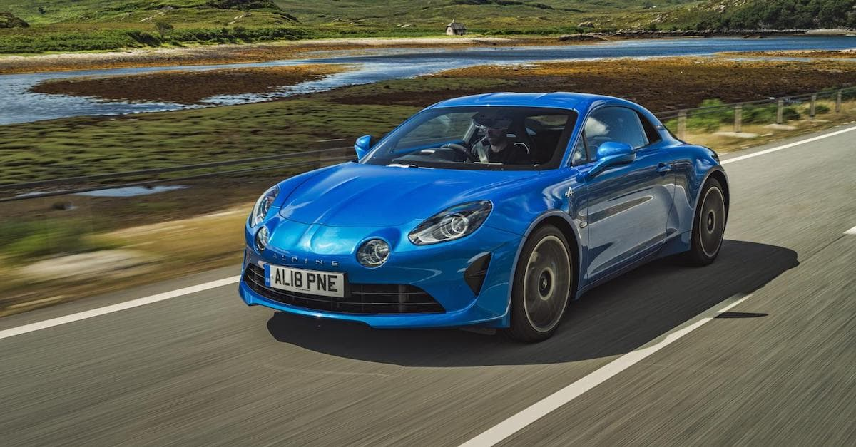 Alpine A110 (2017 - present) ratings and reviews | The Car Expert