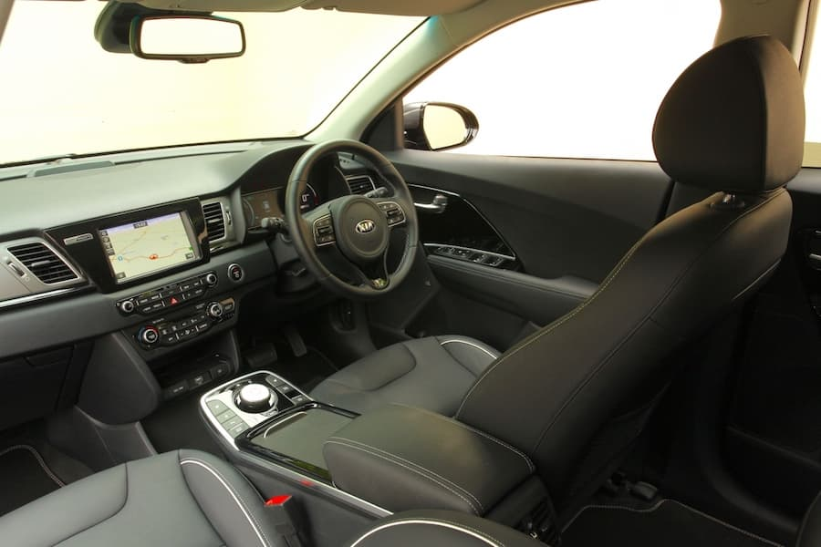 Kia e-Niro (2019) interior and dashboard | The Car Expert
