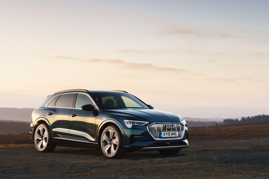 2020 Audi e-tron - front view | The Car Expert