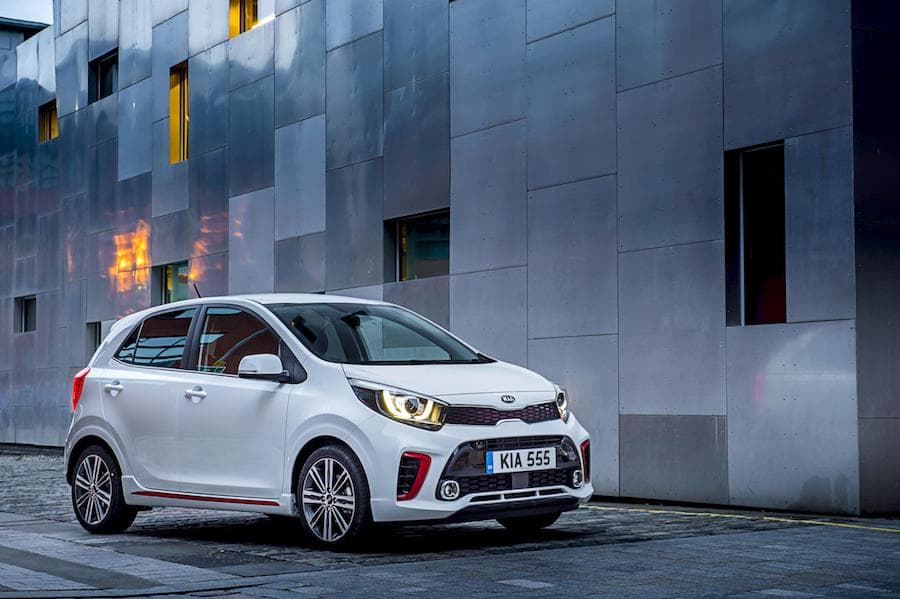 Kia Picanto (2018) front view | The Car Expert