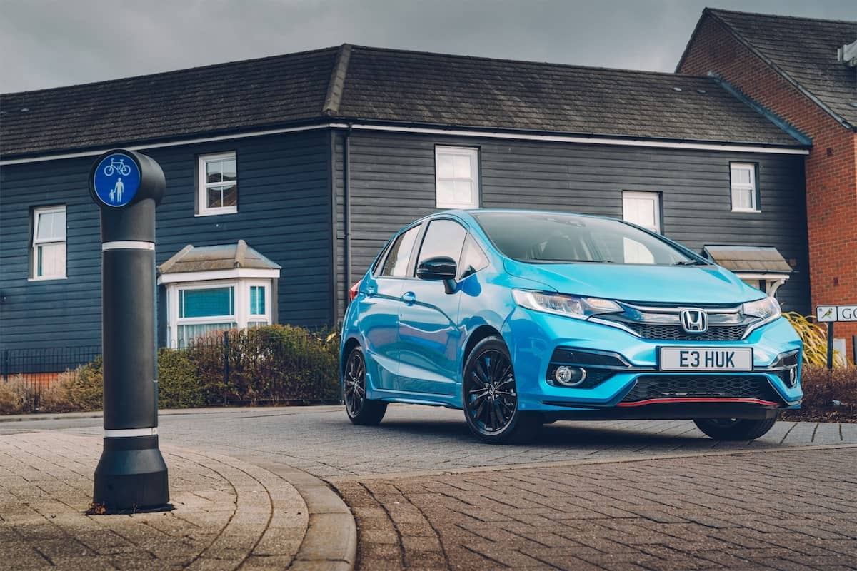 Honda Jazz Sport (2018) - front view | The Car Expert