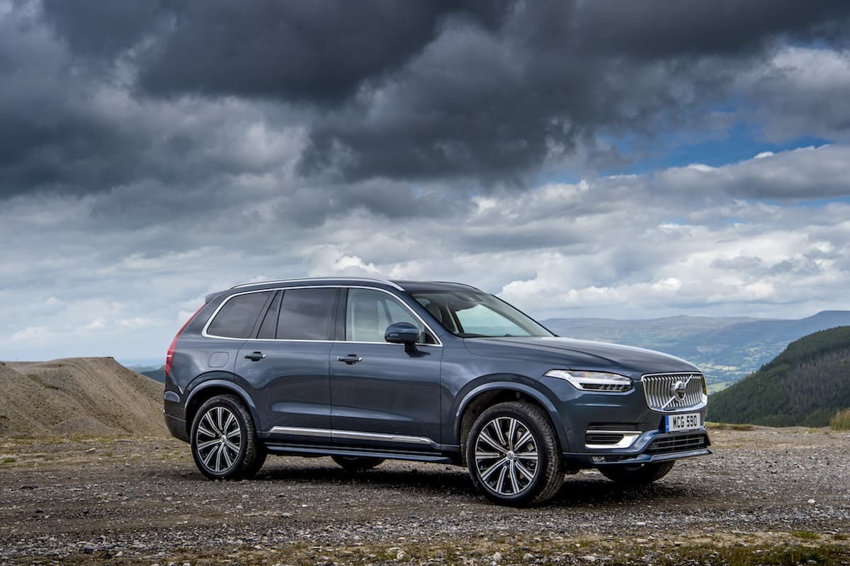 Volvo XC90 B5 Inscription MY2020 - front | The Car Expert